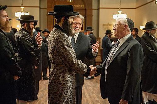 Национальный костюм евреев