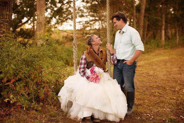 фото йорков на свадьбе