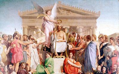 бог богатства в греческой мифологии