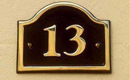 13 число несчастливое почему