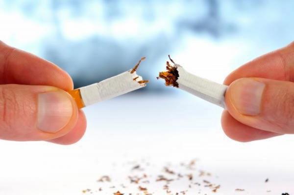 Как бросить курить женщине и не поправиться