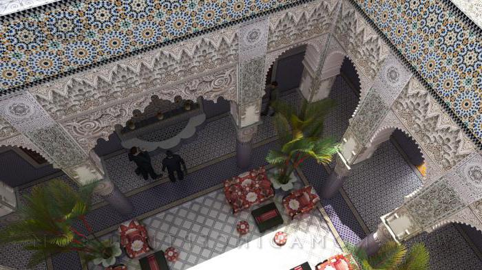 The Moorish style in architecture, interior and garden