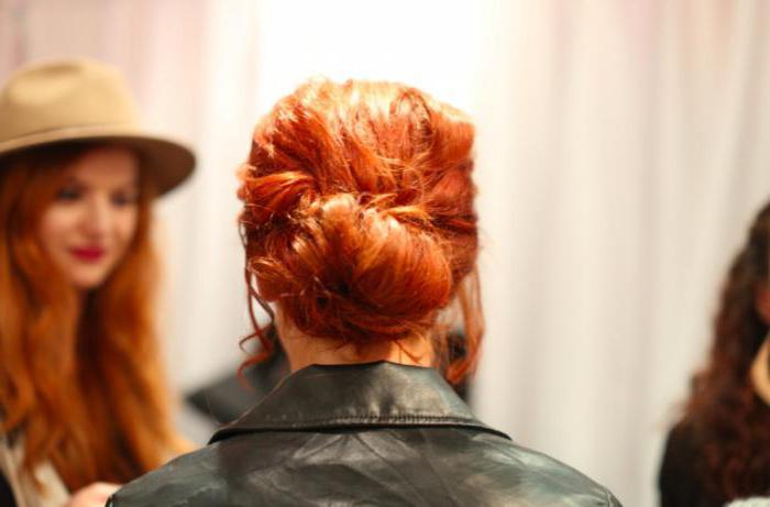 Как долго держится хна на волосах