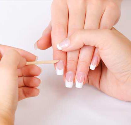 сколько держатся нарощенные ногти гелем
