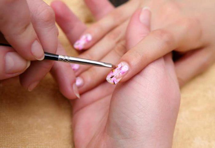 как делают наращивание ногтей и сколько оно держится