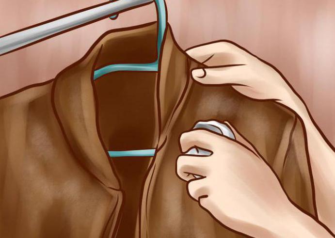 Как в домашних условиях почистить китель 693