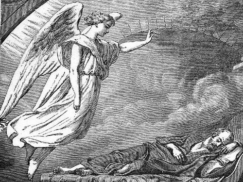 Возможен ли секс с ангелом