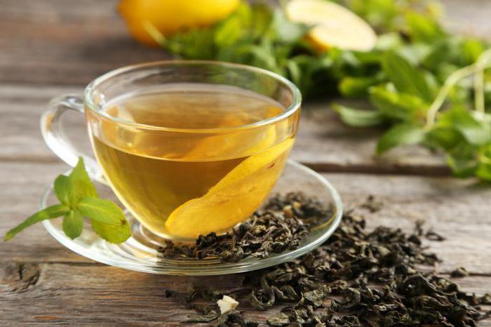 какие виды чая бывают