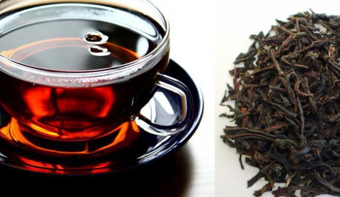 какие бывают травяные чаи
