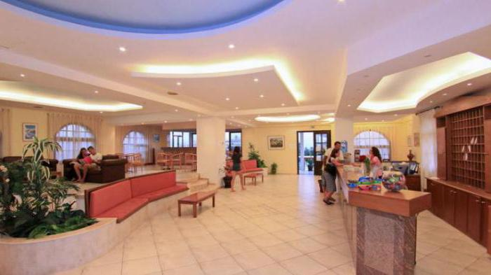despo hotel 3 крит греция