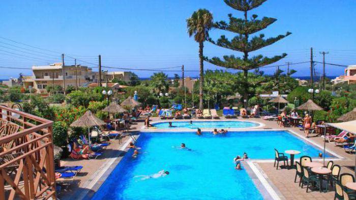 despo hotel 3 греция о крит ираклион