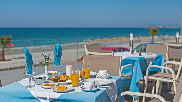 flisvos beach hotel 3 ретимно