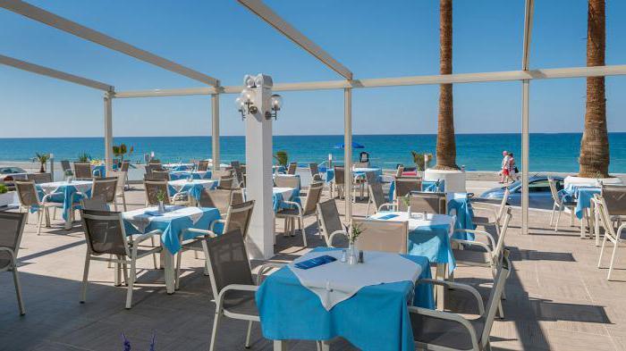 отель flisvos beach rethymno 3