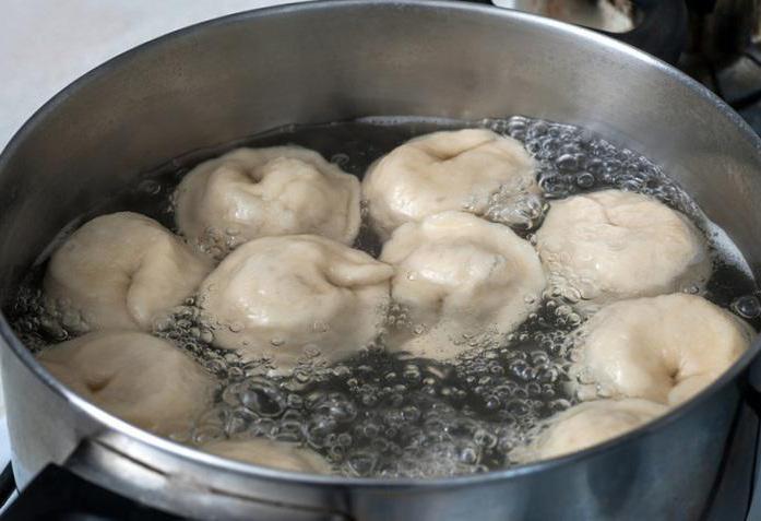 Пельмени национальное блюдо