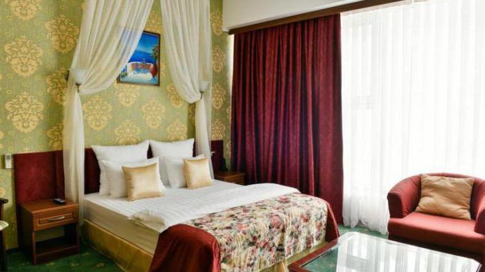 парк отель ставрополь телефон