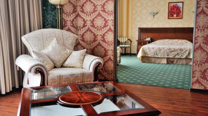 парк отель ставрополь отзывы