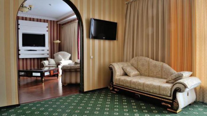 парк отель ставрополь фото