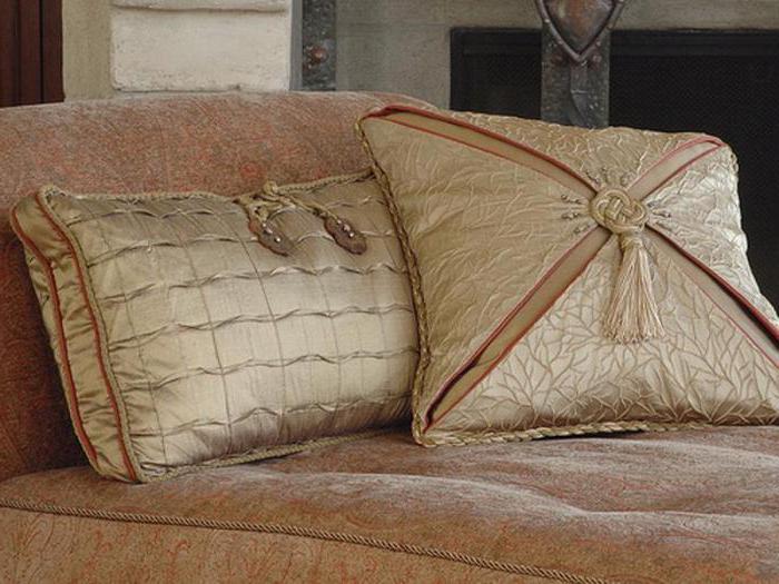 история создания подушки