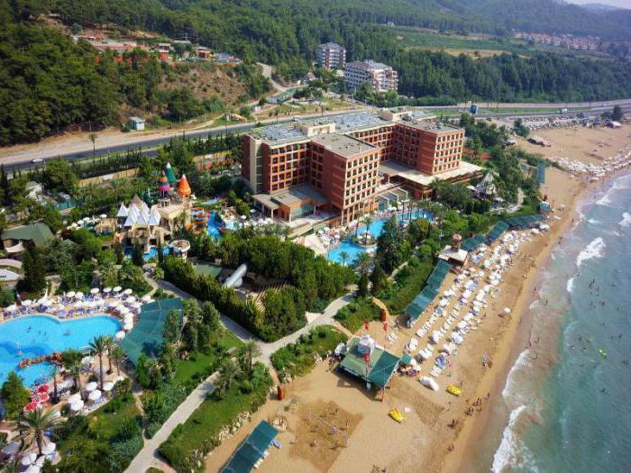 Отель пегас резорт турция аланья 5 звезд схема отеля