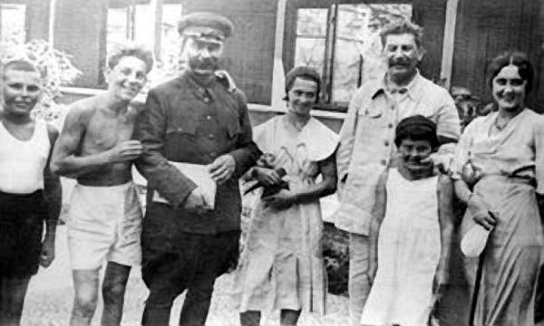 дети сталина и их судьба