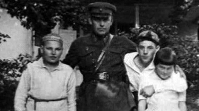 личная жизнь детей сталина