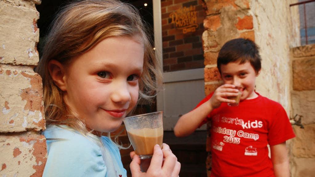 цикорий напиток детям