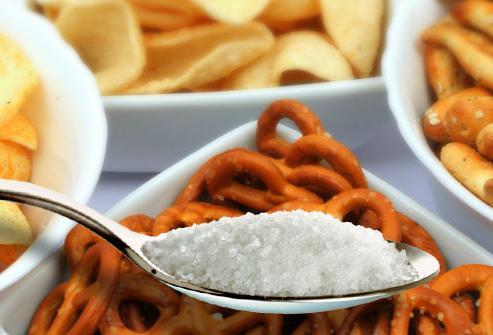 Чем заменить соль во время диеты?
