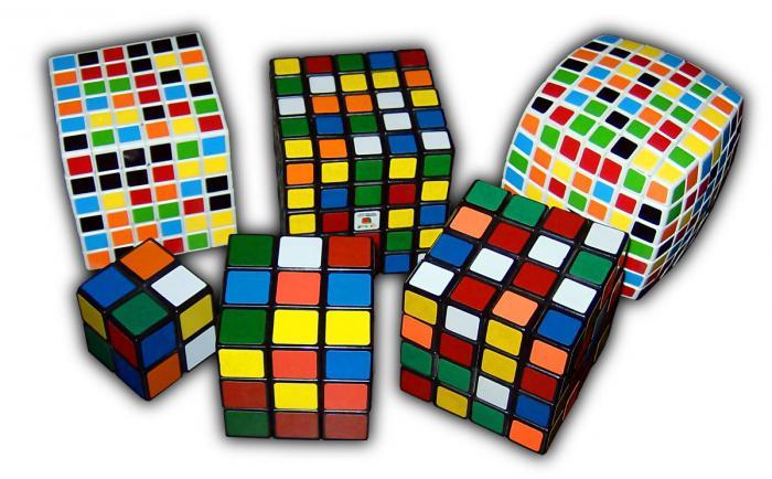 рекорд сборки кубик рубик