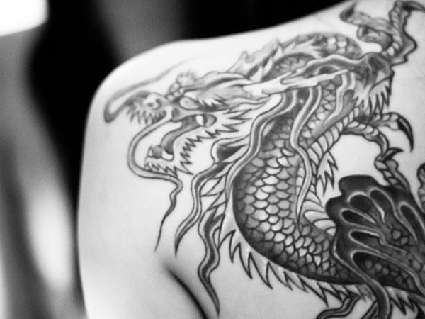 японские тату и их значение