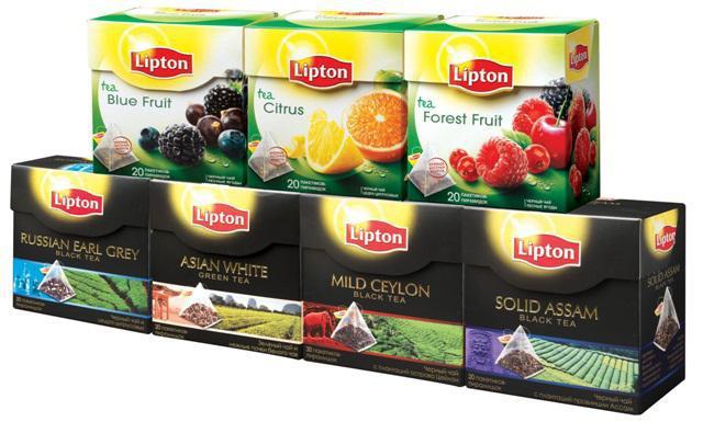 чай липтон для похудения