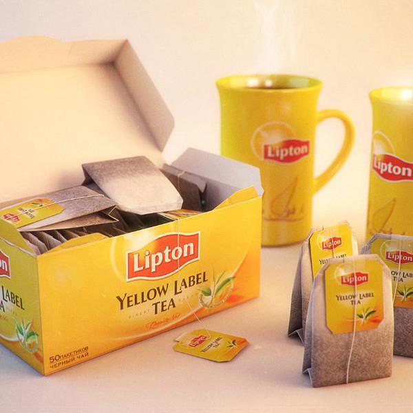 чай липтон состав