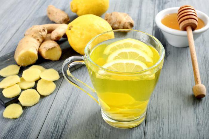 лимон с медом рецепт