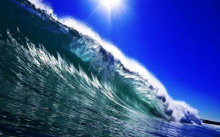 К чему снится огромная морская волна