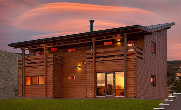 лучшие проекты деревянных домов