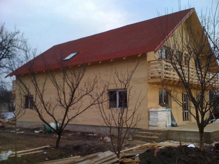 лучшие проекты деревянного дома