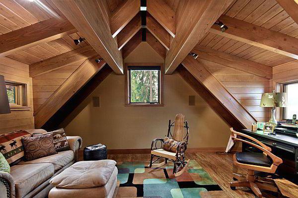 лучшие проекты деревянных домов из бруса
