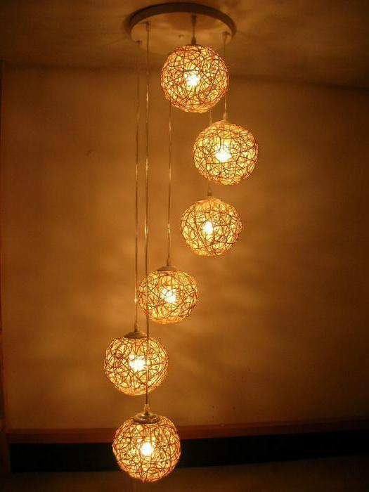 абажур для светильников
