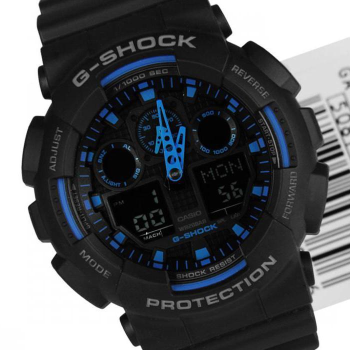 Casio G-SHOCK Ga 100