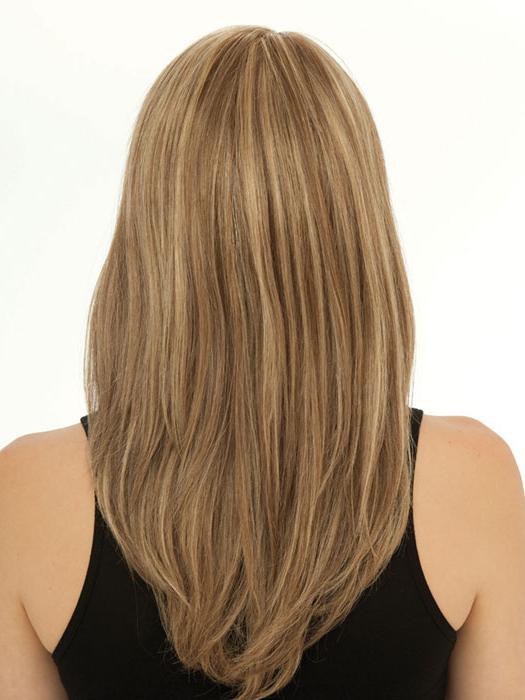 стрижка на средние волосы лисий хвост