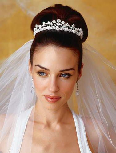 Высокая свадебная прическа - bb