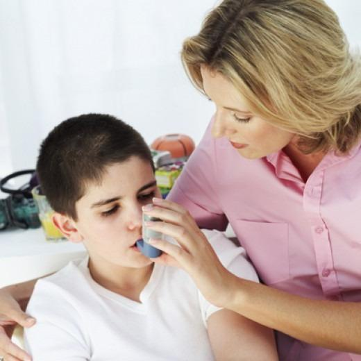 приступ удушья при бронхиальной астме скорая помощь