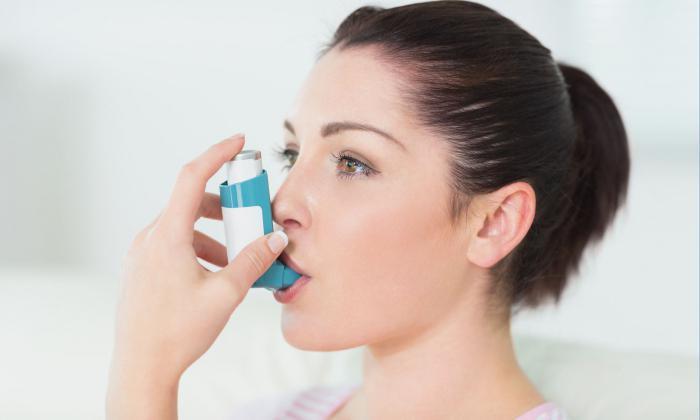 препараты при астма бронхиальная