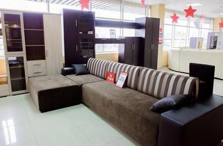 магазин много мебели