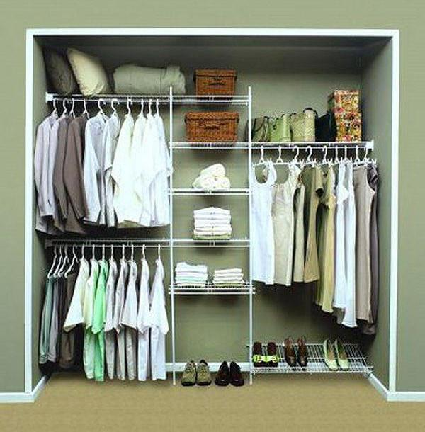 гардеробные системы леруа мерлен