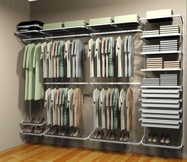 гардеробная система леруа мерлен фото