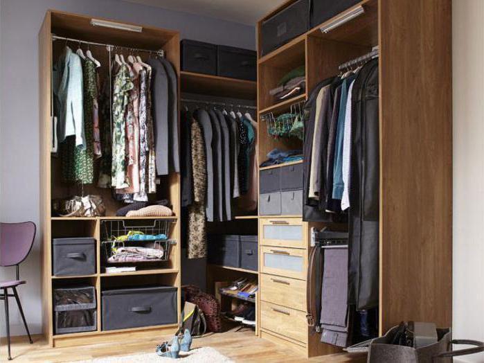 готовые гардеробные системы леруа мерлен
