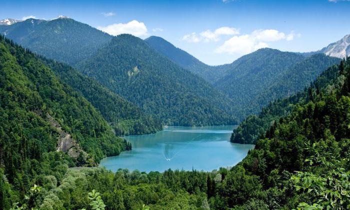 горы абхазии фото