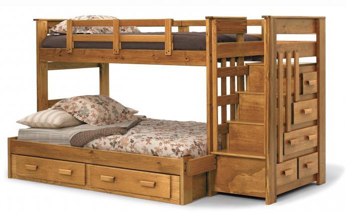Кровать с ящиками внизу фото
