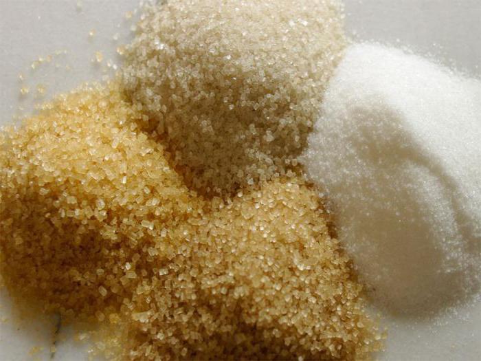песок сахарный