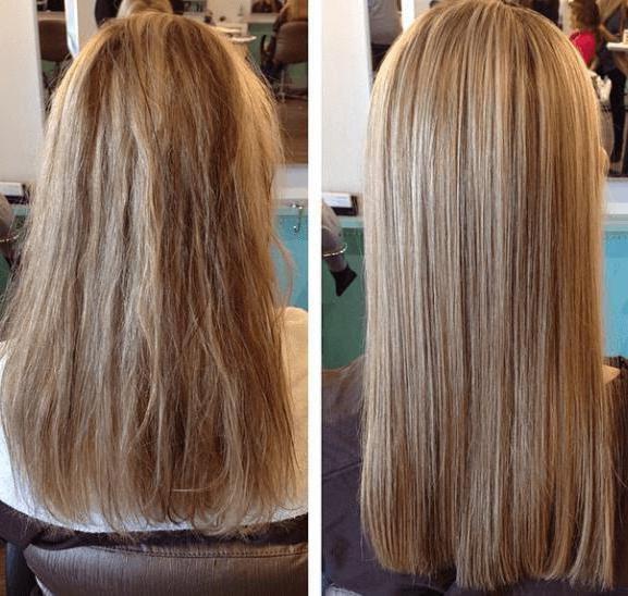 Ботокс волос или кератиновое выпрямление что лучше